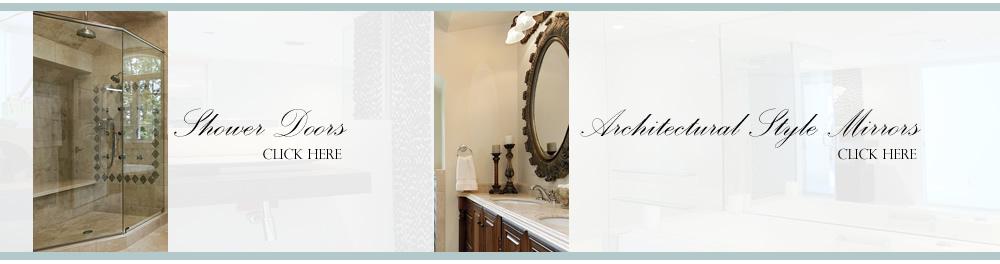 Nashville Mirror And Glass Store Custom Shower Doors And